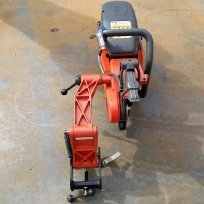 便携式内燃锯轨机 操作方便内燃钢轨锯轨机 K1270手持式内燃锯轨机