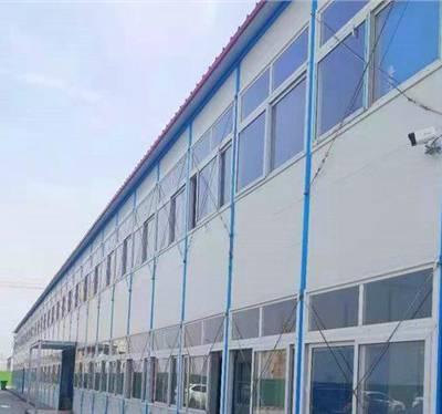 二七区网架K式普通活动房 值得信赖 河南三棵草装饰工程供应