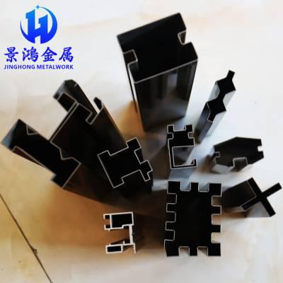 201拉丝水镀黑钛装饰条 厂家一站式服务供应不锈钢