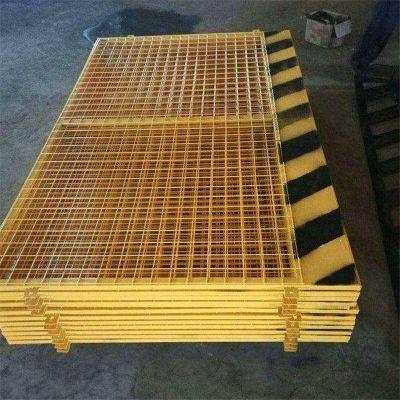 安全防护栏 基坑临时护栏 施工护栏厂家