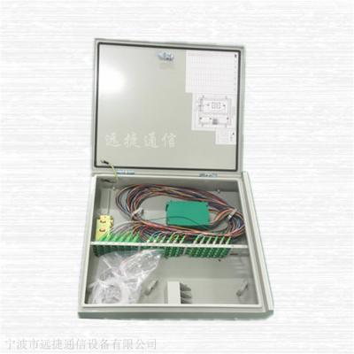 72芯分光分纤箱SMC光缆分光分纤箱运营正规