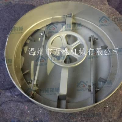 不锈钢DN600槽侧人孔 不锈钢浆塔纸浆罐通风工程侧人孔