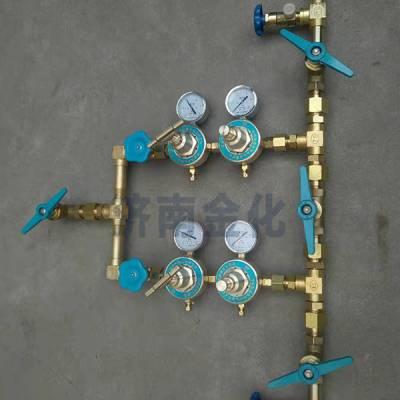 龙门式氮气汇流排厂家-济南金化质量保证-鞍山氮气汇流排厂家