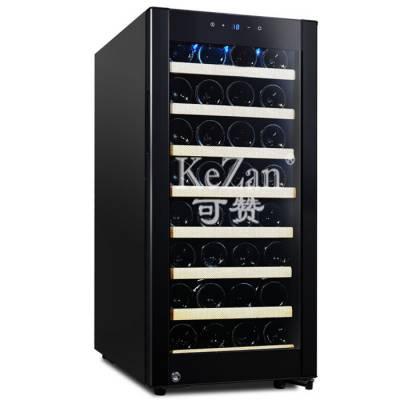 葡萄酒柜定购-茂名葡萄酒柜-可美电器(查看)