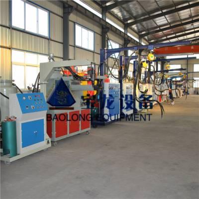慢回弹海绵靠垫生产设备低压发泡机厂家