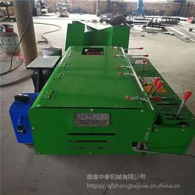 履带自走式旋耕机/低矮果树施肥回填机/中泰机械