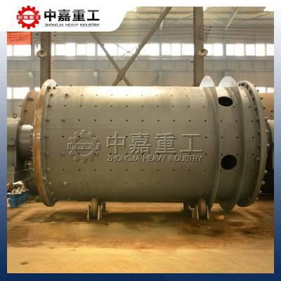 钢渣资源的二次利用 中嘉重工钢渣棒磨机设备 钢渣棒磨机降价啦