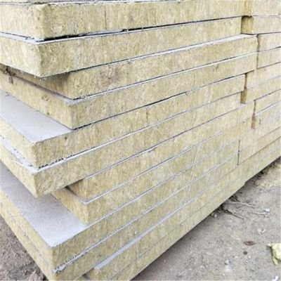 济南市玄武岩80%岩棉板价格 防火材料岩棉复合板