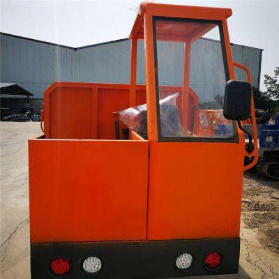 水稻田履带式农用手推履带车 工程柴油自卸履带车