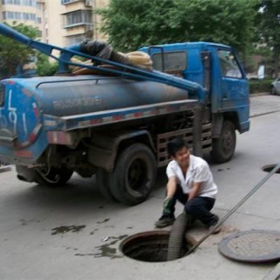 郑州清理化粪池公司-福顺清洁-郑州清理化粪池