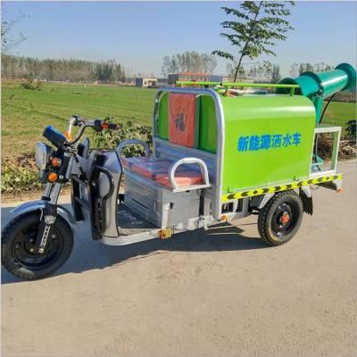 多功能消毒防疫喷洒车 园林绿化电动洒水车 小区社区防疫消毒喷洒车