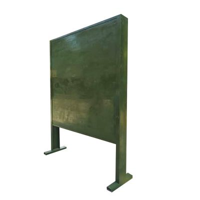 河北冀跃400米障碍厂家 大型户外拓展器材 部队体能训练 高墙 矮墙 独木桥