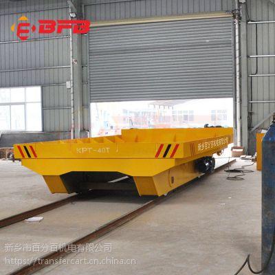 电动转盘换轨车 运输搬运设备电动平车 电动旋转平台售后完善