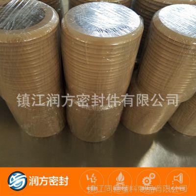 供应:塑料王F4填充聚苯酯制作的疲劳测试强度高的密封皮碗制品
