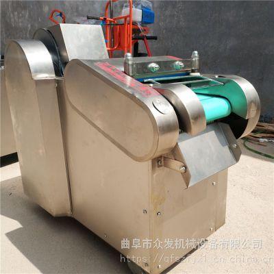 多功能不锈钢切菜机 韭菜类蔬菜段机 海带切丝机