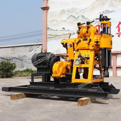 HW-160Y液压水井钻机厂家直销 水文地质水井钻机 农用小型打井机