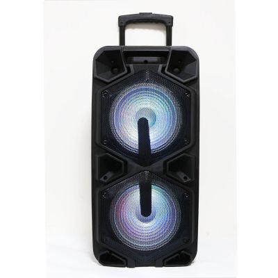 广州拉符音响M10-25 教学音响户外广场舞移动拉杆音箱