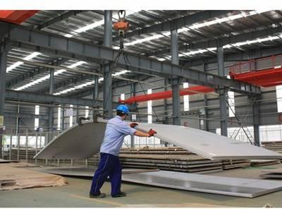 常州304不锈钢板材 加工 值得信赖 无锡迈瑞克金属材料供应