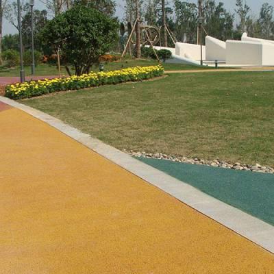 汉中彩色地坪材料-汉中美都-彩色地坪