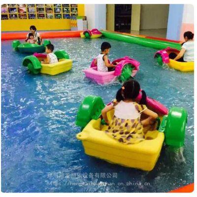 小朋友的手摇船怎么卖的 水上亲子型号手摇船价格 儿童玩手摇船承载重量和价格