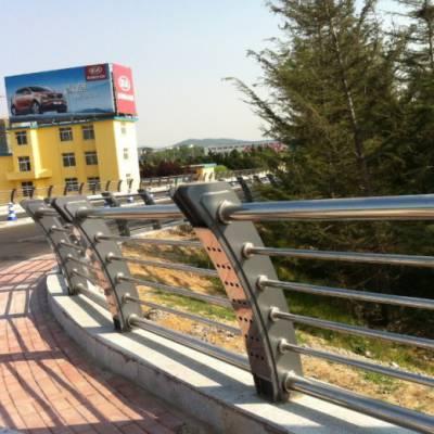 山东飞龙桥梁护栏公司(多图)-桥梁钢护栏