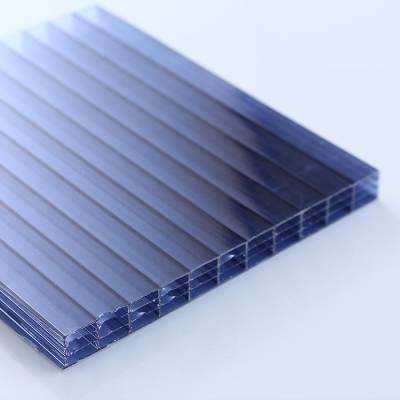 四层阳光板报价-优尼科塑胶-北京四层阳光板