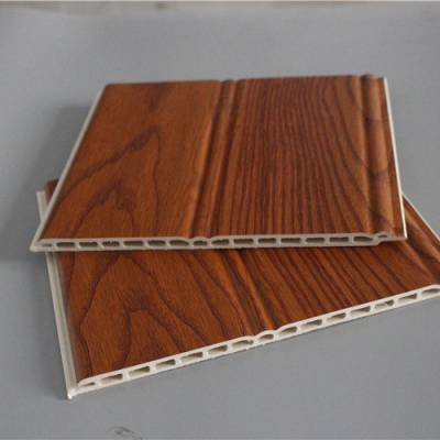 厂家批发定制幼儿园护墙板彩色106生态木平面板 墙裙 装饰板