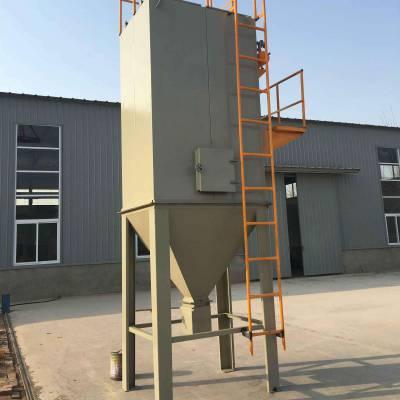 环评单机脉冲除尘器颗粒物排放30mg