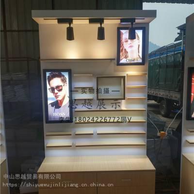 大众眼镜柜尺寸道具架出售全新珠宝手表收银台