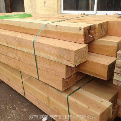 广东厂家直销建筑木方 四面见线率高 使用寿命长 房建桥梁用方木条