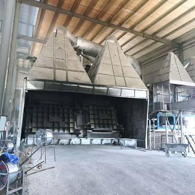 山东同创工业炉(图)-铸造熔铝炉订购价-盐城铸造熔铝炉