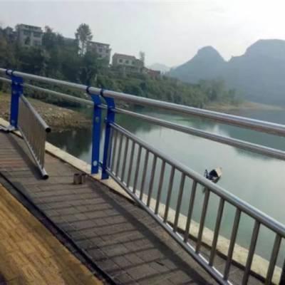 人行道桥梁护栏-山东神龙护栏制造公司