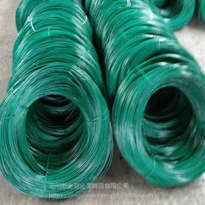 定州厂家供应涂塑丝 PVC包塑丝 PE丝