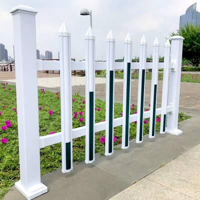 围墙塑钢围栏草坪塑钢护栏哪家好