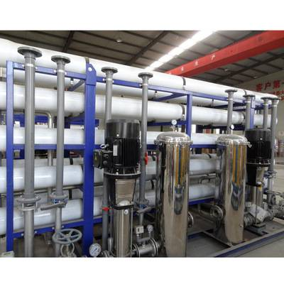 15吨双级RO反渗透设备,食品加工行业水处理设备