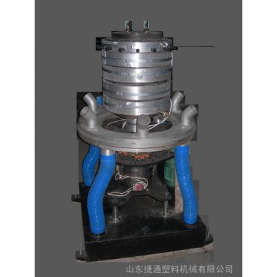 厂家直销吹膜机机头、单层、多层、PVC专用、PA专用