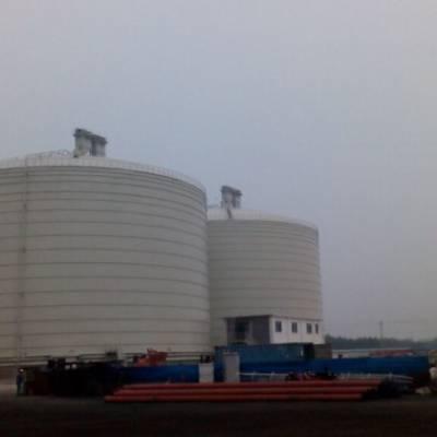 山东钢板库卸料区-玉米钢板库卸料区-元丰钢板仓(推荐商家)