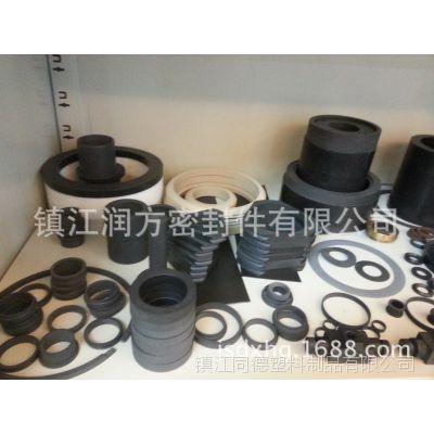 【润方密封】PTFE黑色轴承环:耐热性,化学性能稳定,电绝缘性