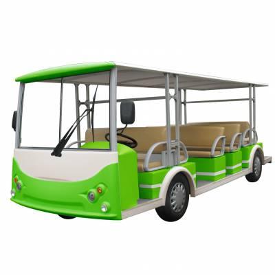 23座益高电动观光车-厂家直销,售后无忧。