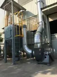南平废气处理-杰之能环保-光氧废气处理