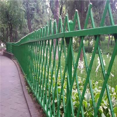 仿竹护栏 篱笆围栏 绿化护栏