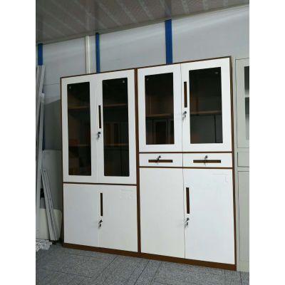 重庆钢柜子 办公室文件柜 钢制铁柜 生产厂家