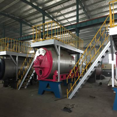 现货供应死畜无害化处理设备 养殖场500kg湿化机