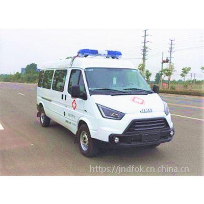 性能稳定的江铃救护车厂家(JX493ZLQ5型柴油发动机)
