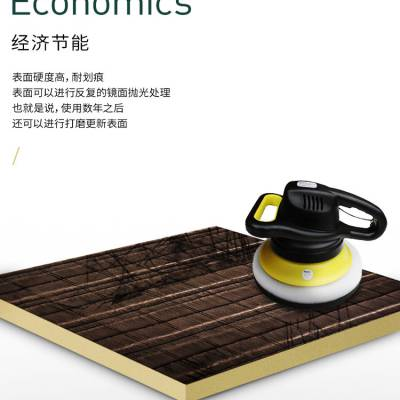 高级树脂饰面板 厂家直供 生态树脂板 米克斯面板可塑性强 ***环保