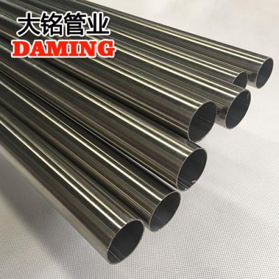 三亚食品机械管道用卡乐福304沟槽式不锈钢水管DN40厂家直销