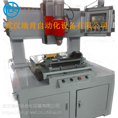 武汉瑞肯JM9-PLC龙门式数控铆接机,双工作台数控铆接机,多点数控旋铆机