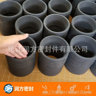 进口碳纤维填充聚四氟乙烯制品:优异耐磨性,强度高绝缘耐磨配比