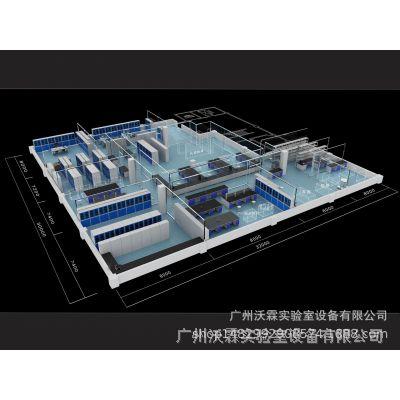 十万级净化车间设计 规划 建设WOL