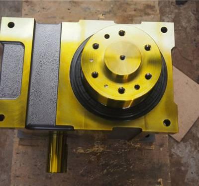 密封圈组装机分割器设计-诸城正一机械-密封圈组装机分割器